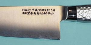 finally三徳180mm